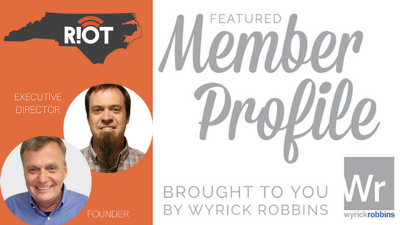 HQ Featured Member Profile Brought To You By Wyrick Robbins: Tom Snyder & Larry Steffann