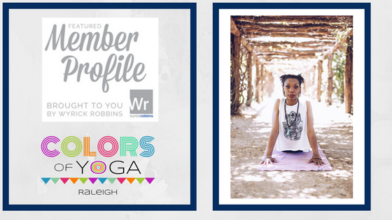 Celebrating Black History Month: Colors of Yoga with Patrice Graham