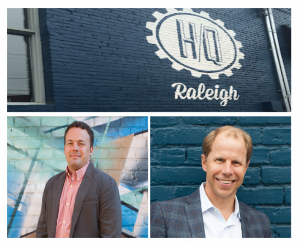 The story of HQ Raleigh