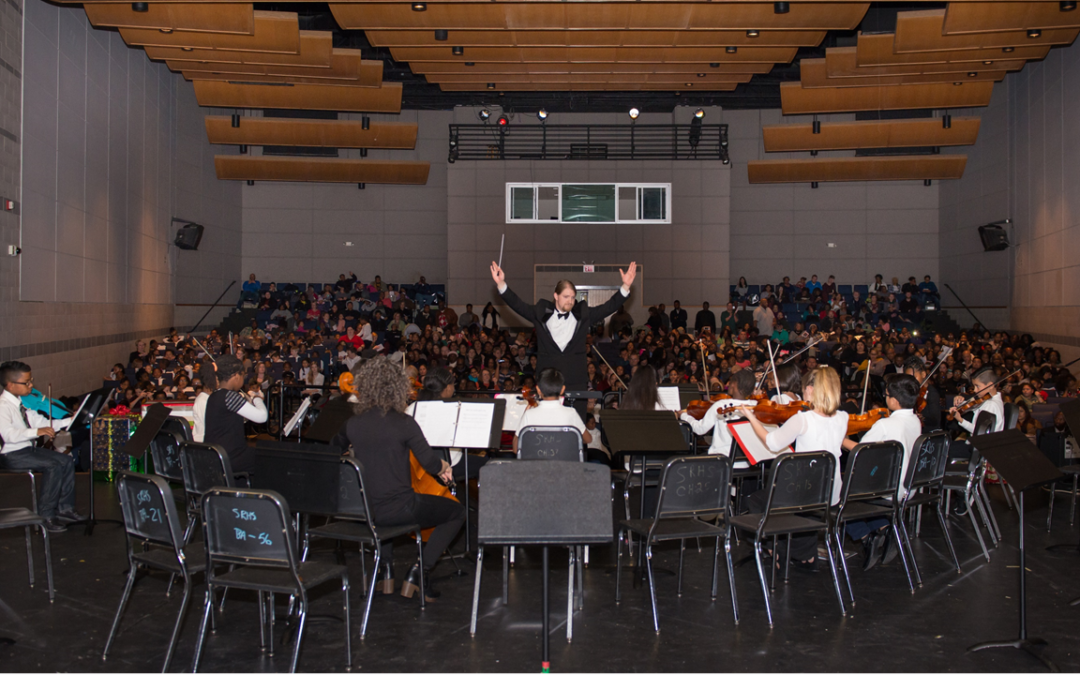 Kidznotes lifts spirits through orchestral training in disadvantaged communities
