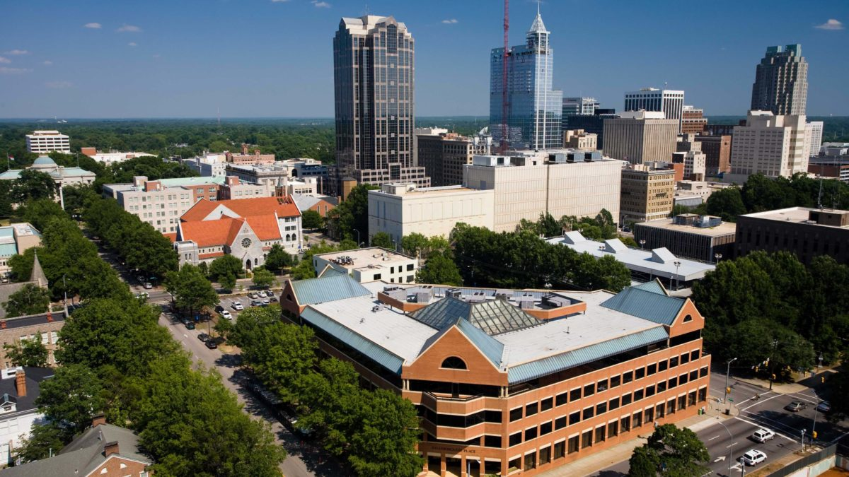 New Innovative Law Clinic to Open at HQ Raleigh in 2020!