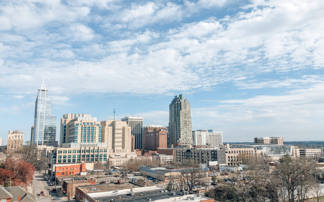 Raleigh Founded's International Landing Spot