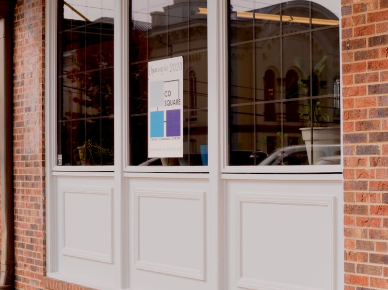 Raleigh Founded partners with CoSquare, opening the doors to co-working in Caswell County